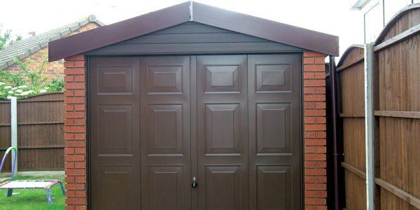 Apex15 concrete garage roosewood
