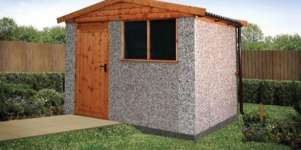 Lidget concrete sheds and workshops