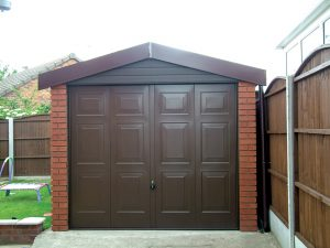 Apex15 concrete garage roosewood