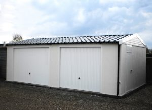 Lidget Apex90 concrete garage