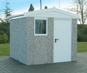 Concrete sheds and workshops
