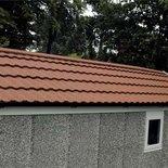 Custom metrotile roofing