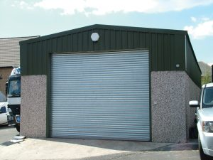 Lidget highliner garage