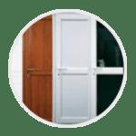 Custom door options