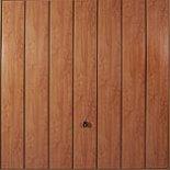 Hormann golden oak garage door