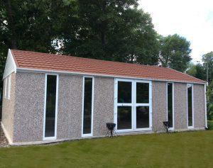 Sectional concrete apex 20