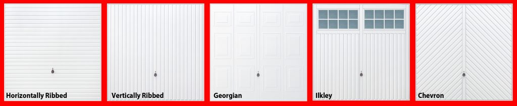 Choosing the right garage door
