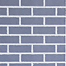 Grey Brick Wall Finish